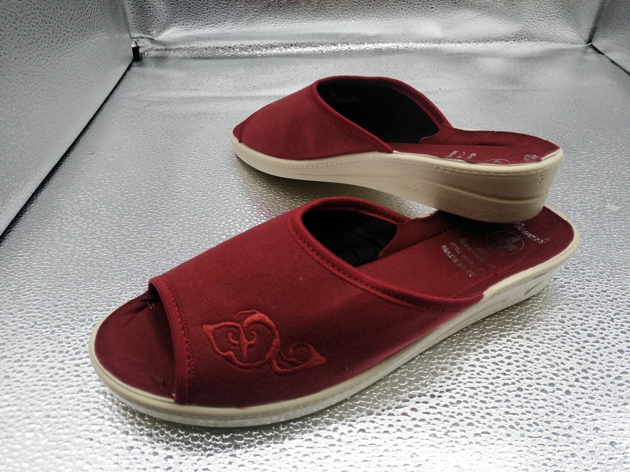 152-41  Обувь домашняя (без гарантии выбора цвета)