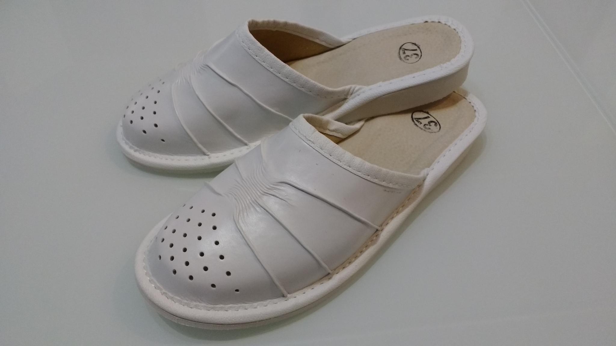 163 Обувь домашняя