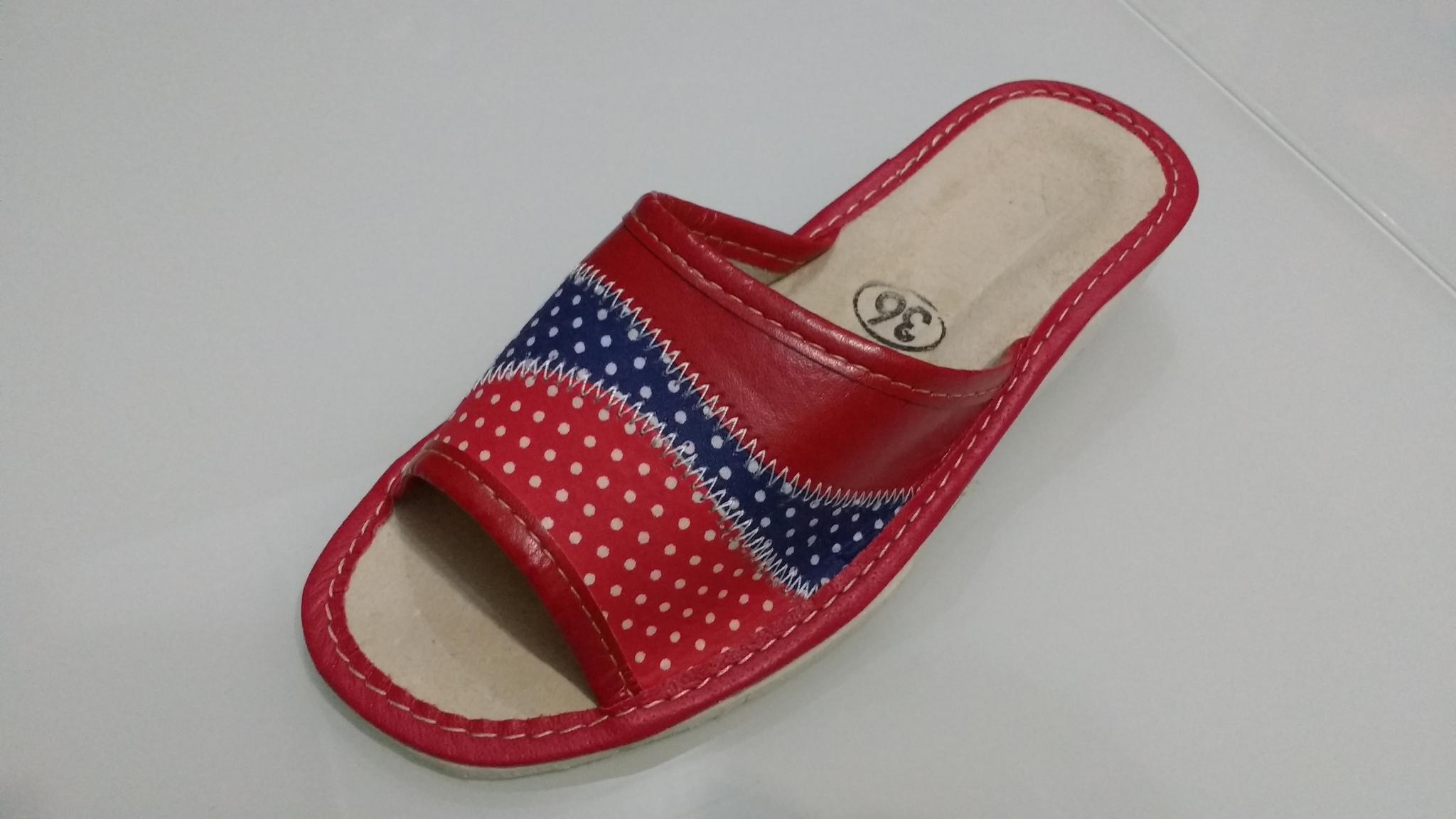 138 Обувь домашняя