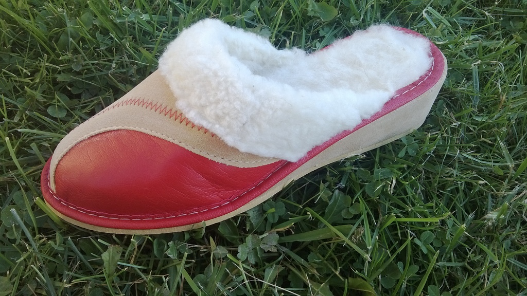 058 Обувь домашняя