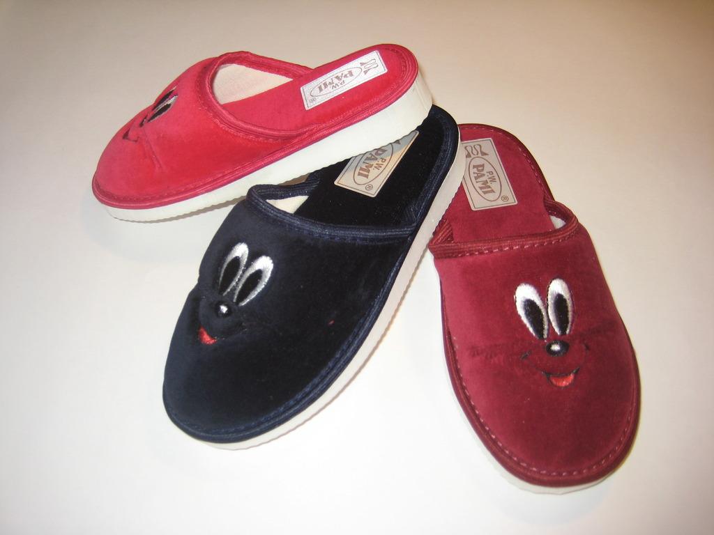 096 Обувь домашняя детская  (без выбора цвета)
