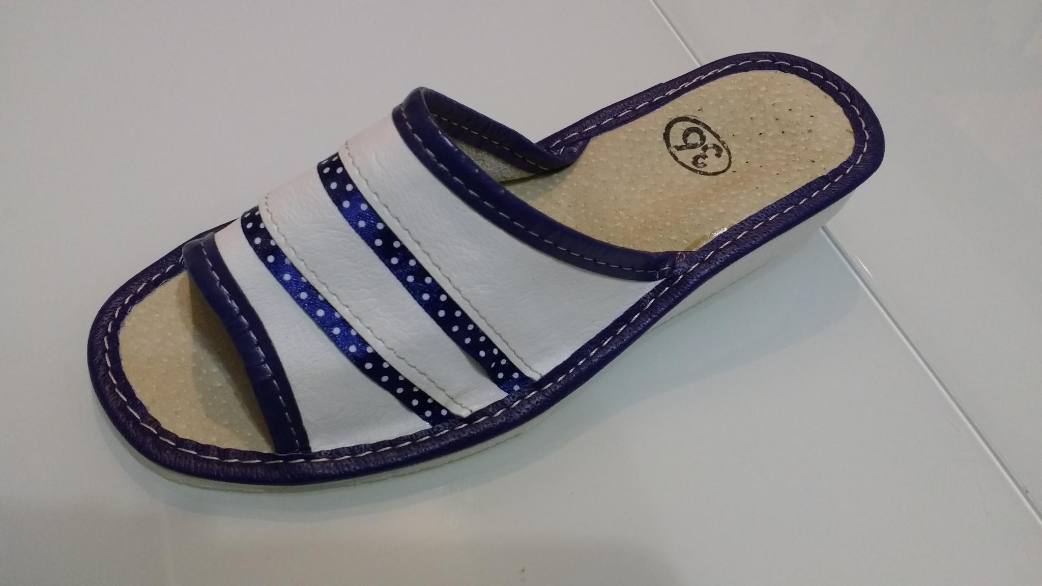 161 Обувь домашняя