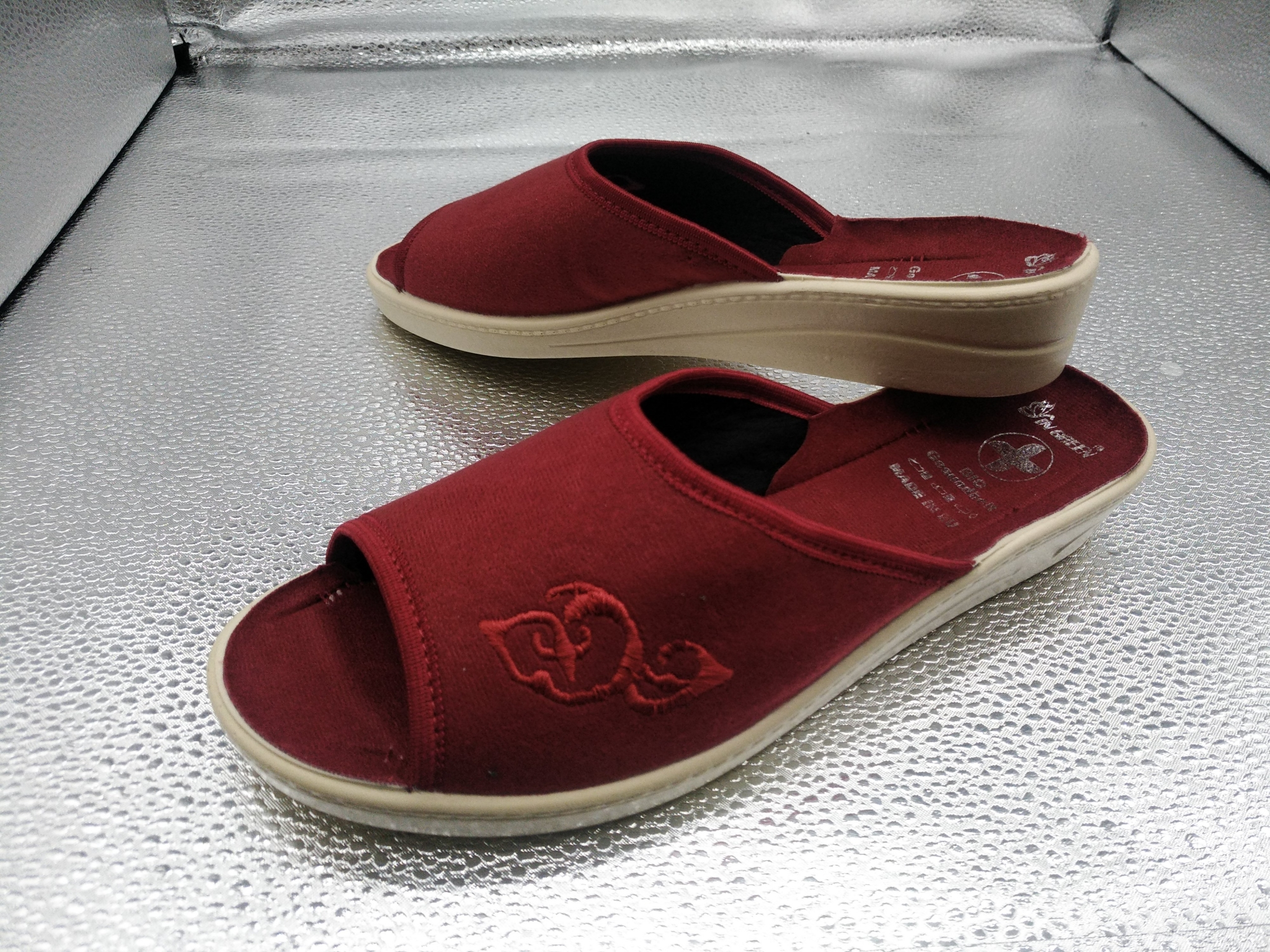 152-40  Обувь домашняя (без гарантии выбора цвета)