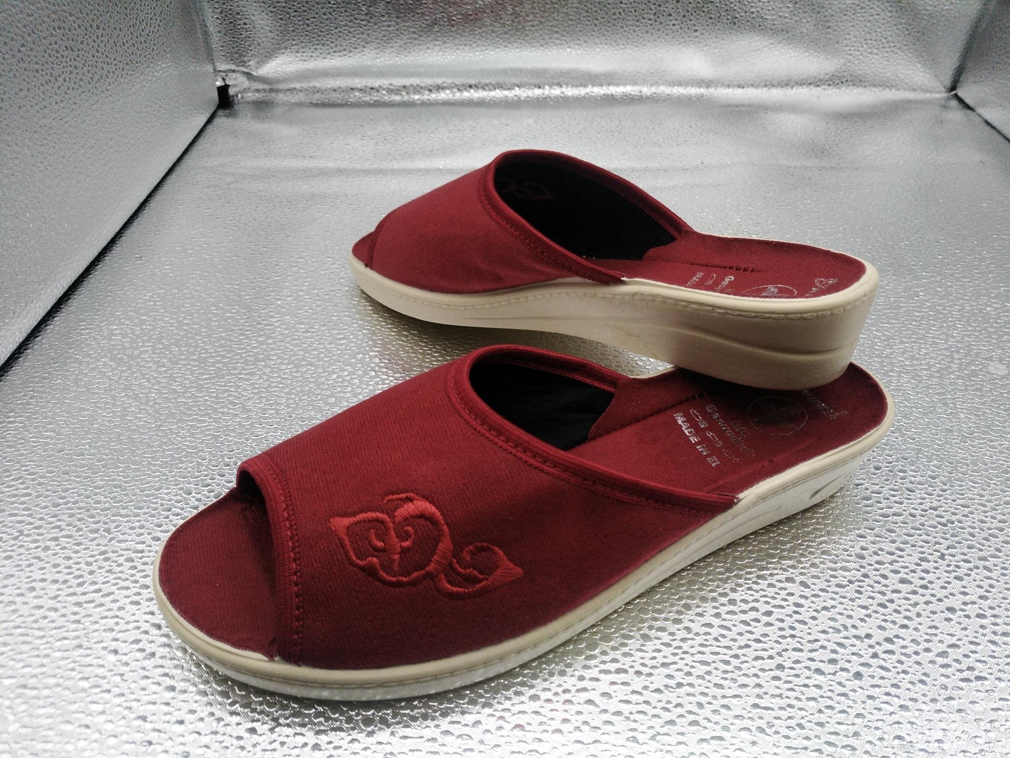 152-39  Обувь домашняя (без гарантии выбора цвета)