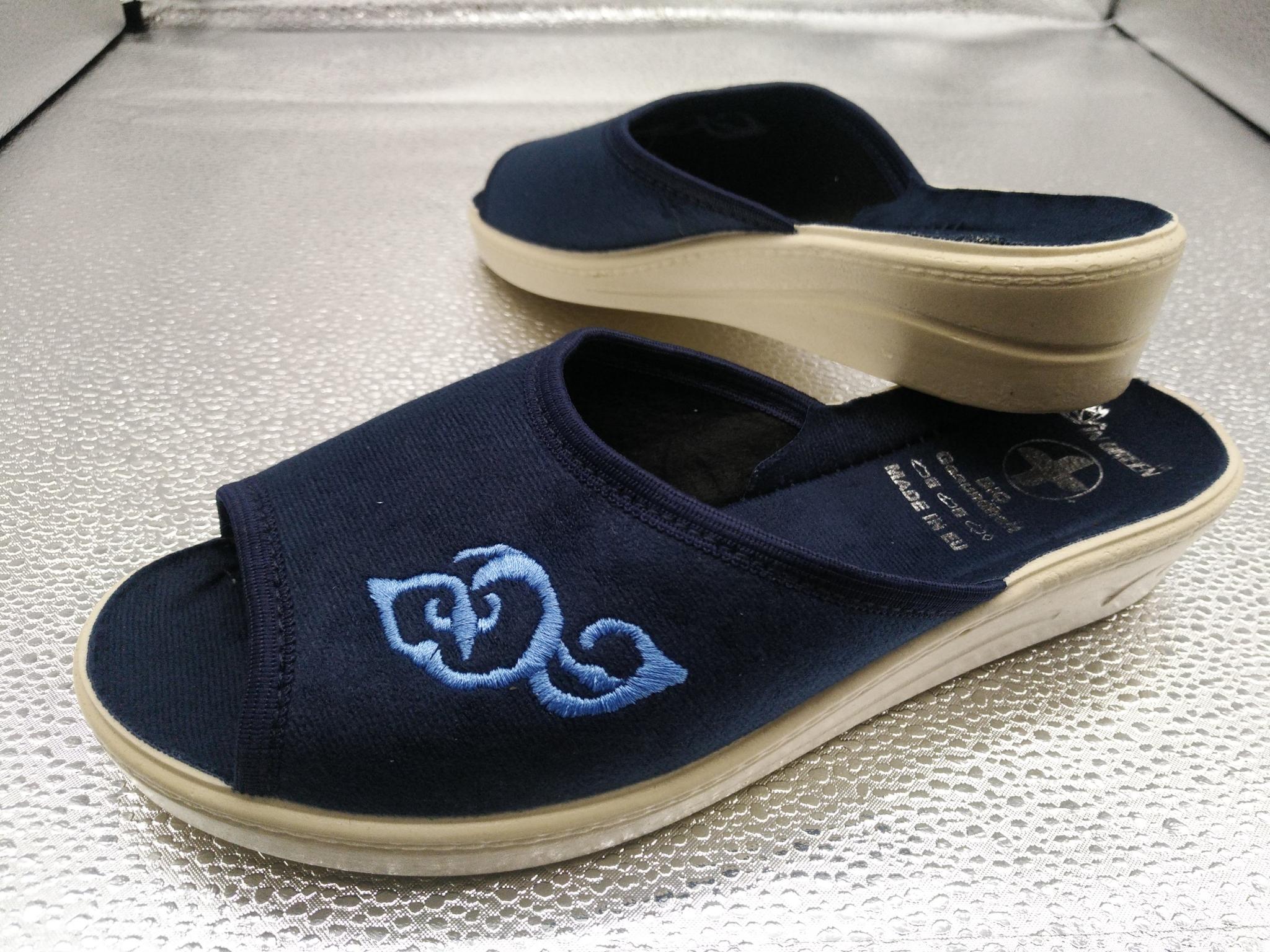 153-37  Обувь домашняя (без гарантии выбора цвета)