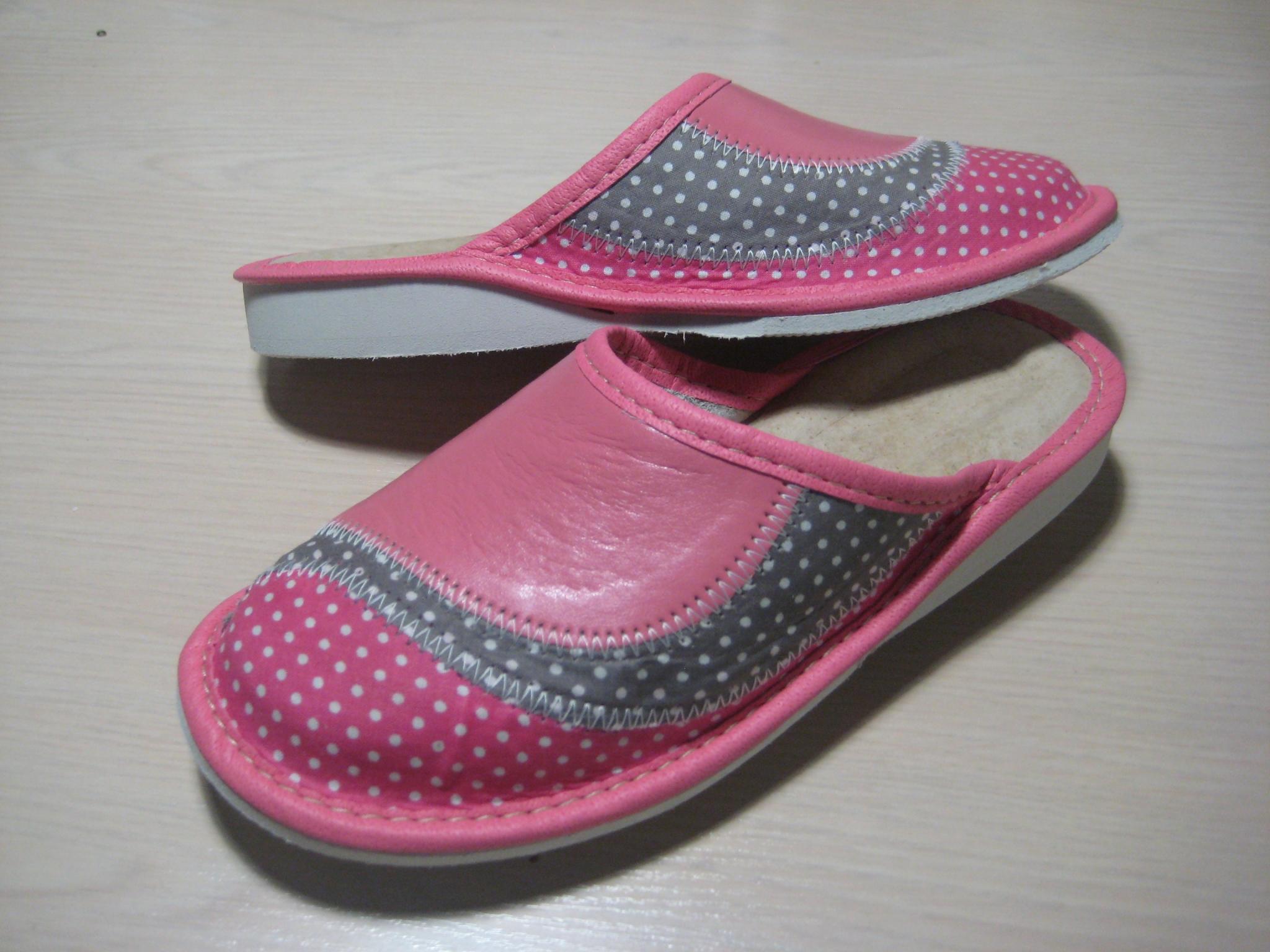 012-36  Обувь домашняя