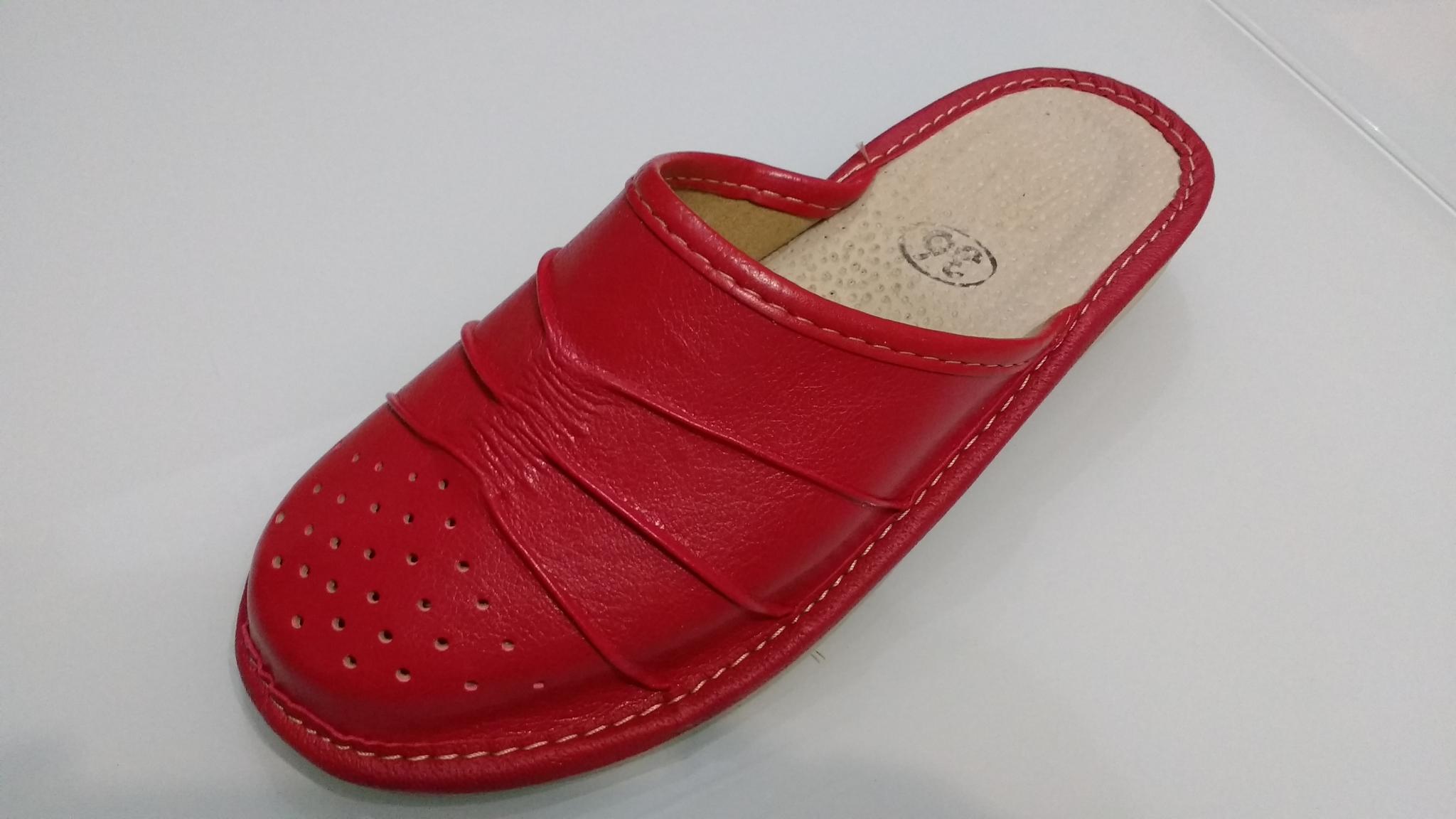 136 Обувь домашняя