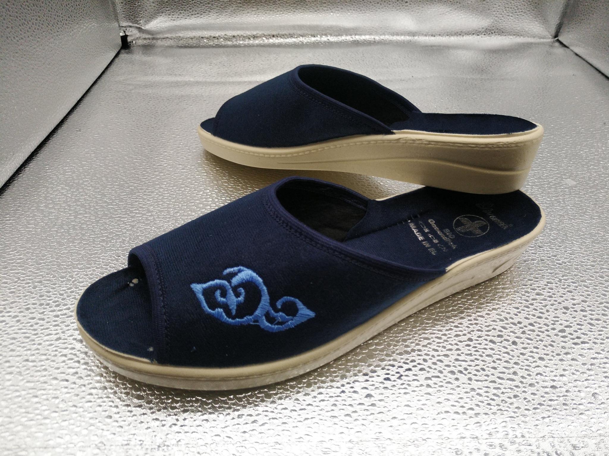 153-40  Обувь домашняя (без гарантии выбора цвета)