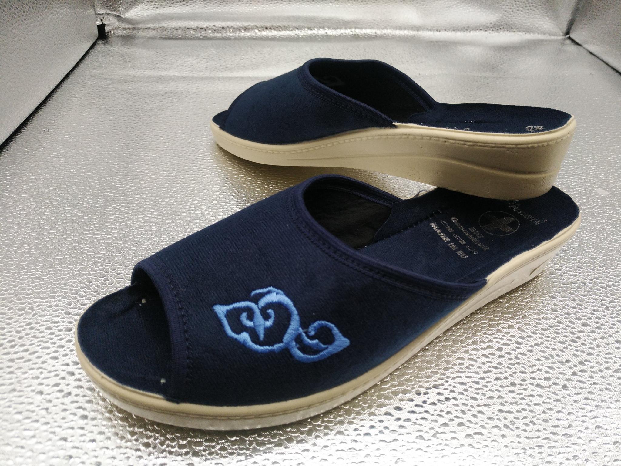 153-39  Обувь домашняя (без гарантии выбора цвета)