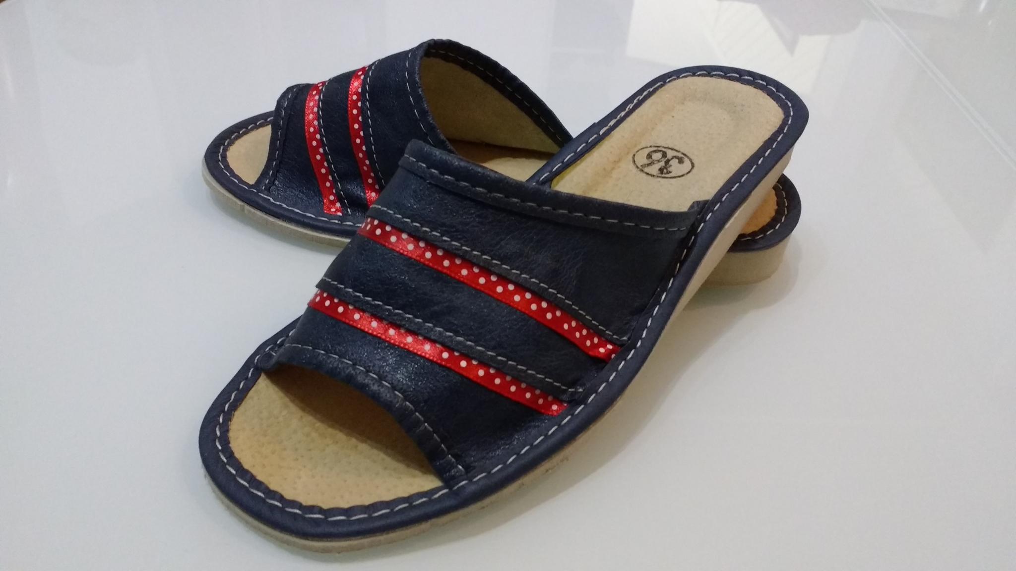 162 Обувь домашняя