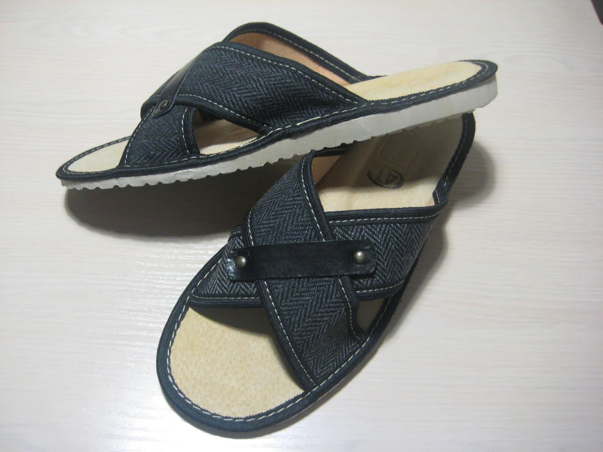 066-40  Обувь домашняя