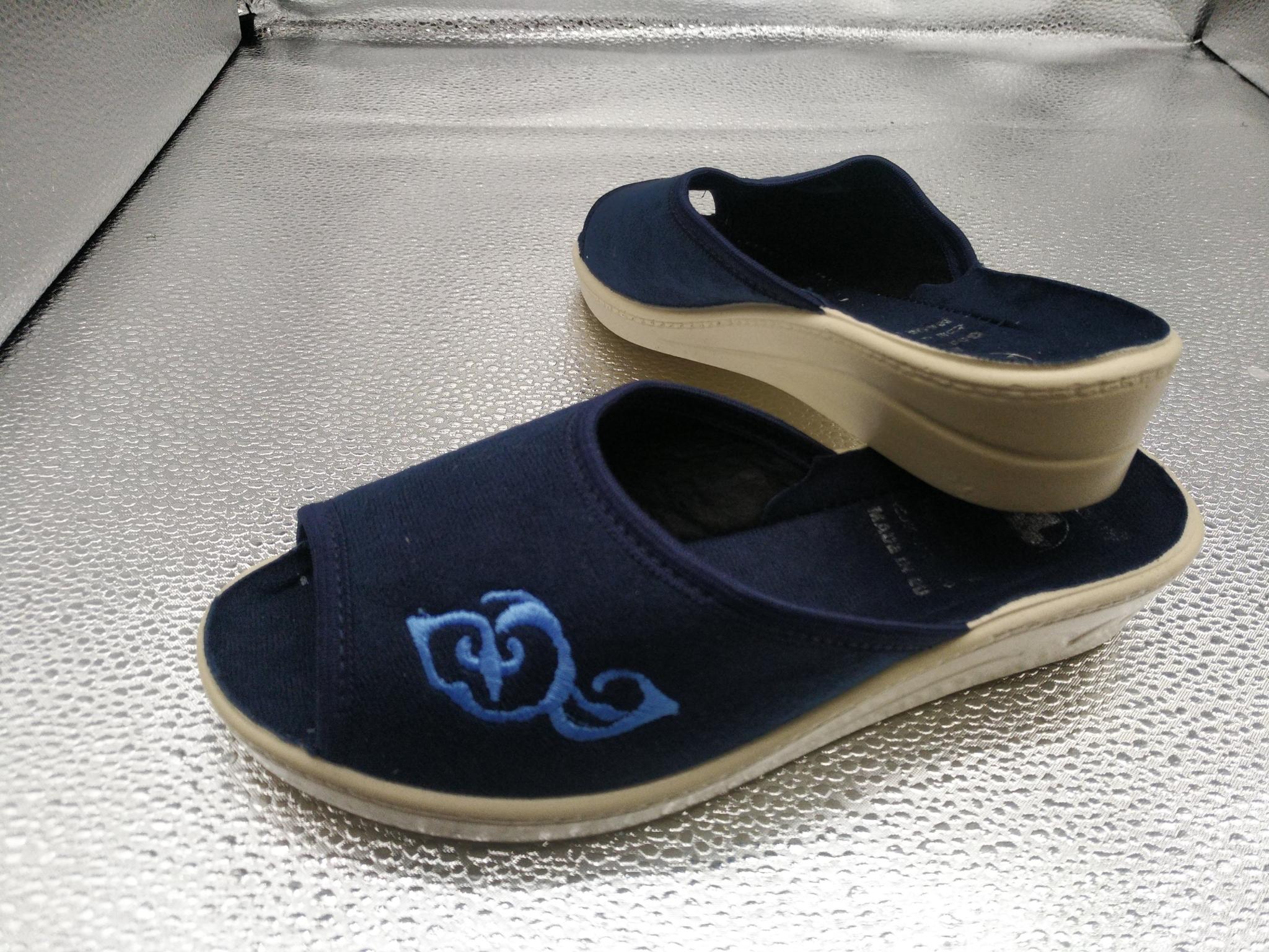 153-36  Обувь домашняя (без гарантии выбора цвета)