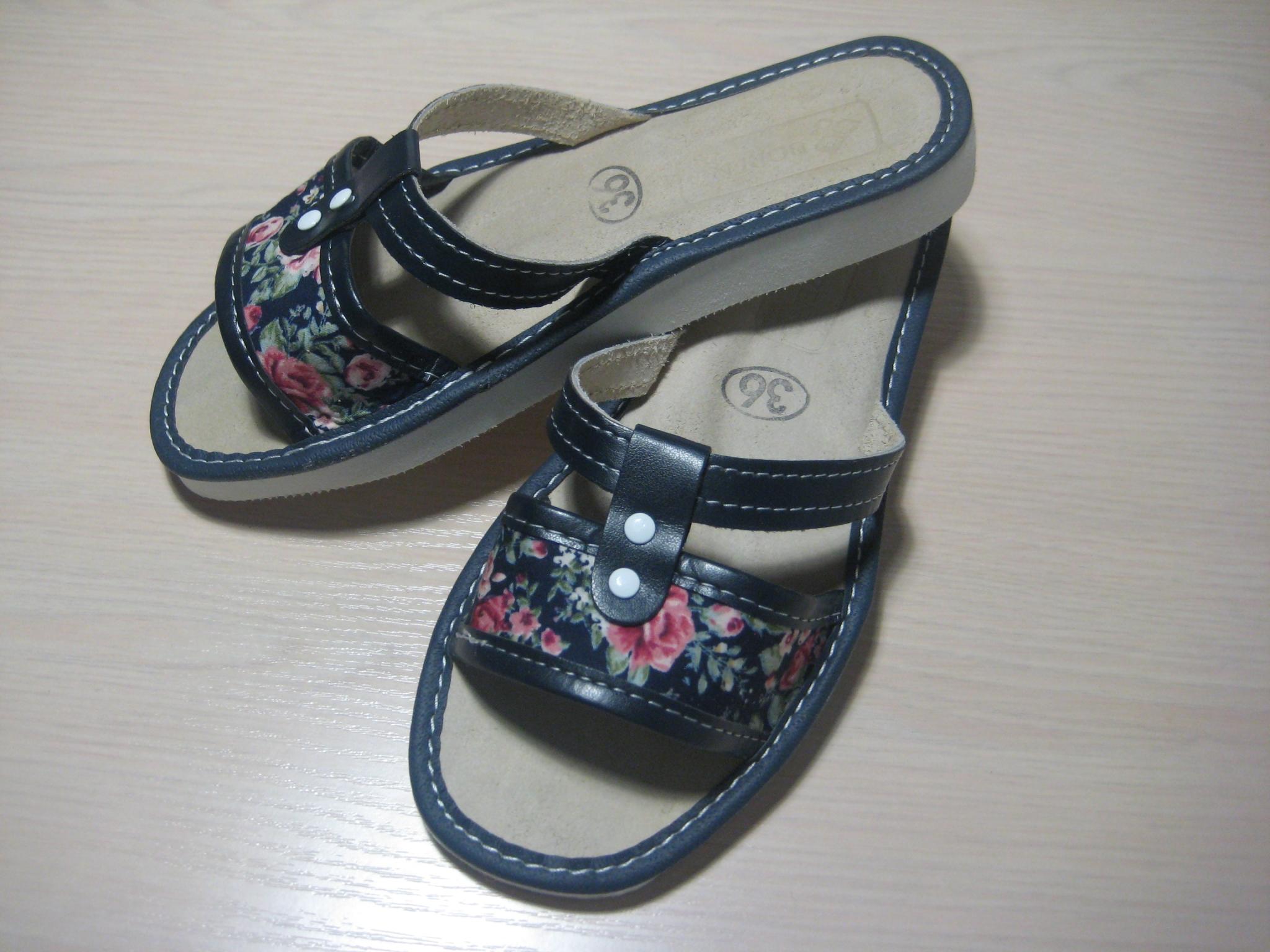 128 Обувь домашняя